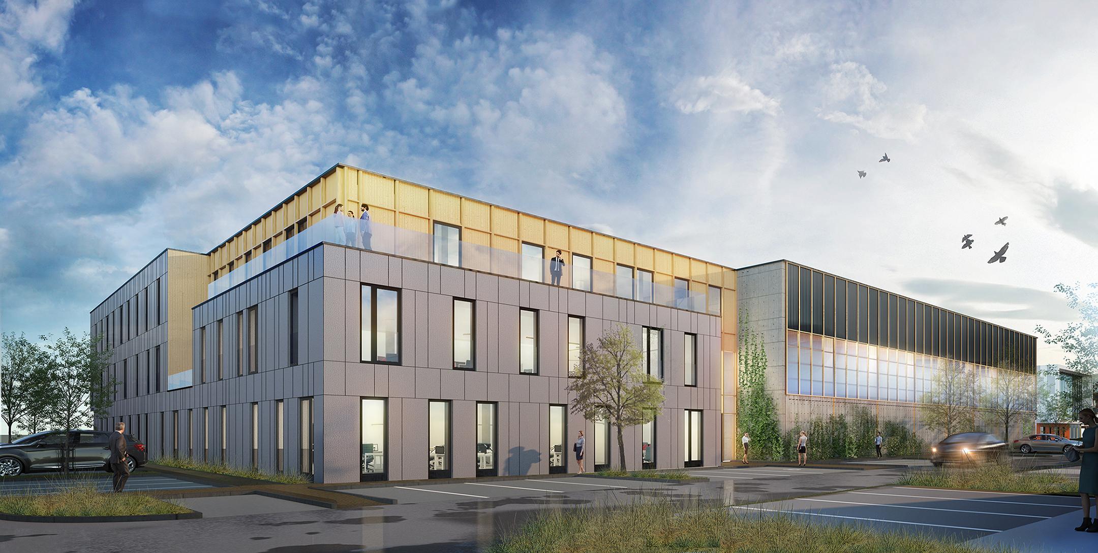 Bâtiment HI-Arteparc_Lille_Lesquin